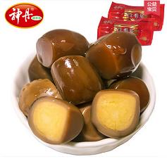 神丹鹌鹑烤蛋 红喜鹌鹑烤蛋 鹌鹑烤蛋20袋3枚装
